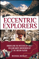 Eccentric Explorers book cover