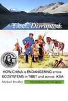 Tibet, Disrupted book cover